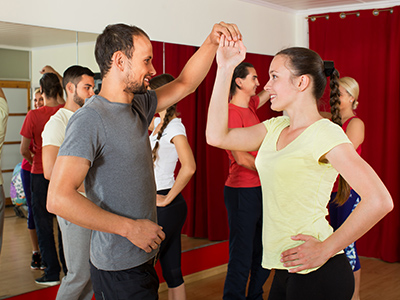 dance classes and the performing arts